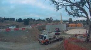 Time Lapse Video of LM Clarifier Installation Lift