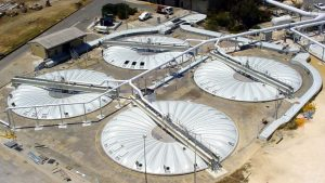 Subiaco WWTP Covers and Duct for John Holland